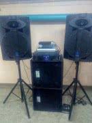 Продаётся комплект музыкального оборудования