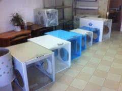 Кислородные камеры и клетки для ветеринарных клиник