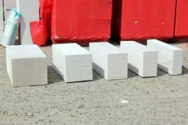 Доставка газоблоков и прочих строительных материалов