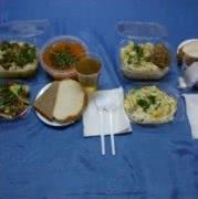 Комплексный обед для сотрудников