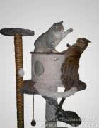 Домики для кошек, гамаки, лежанки, когтеточки