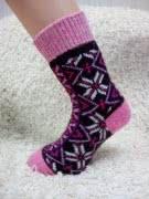 Шерстяные носки и рукавицы оптом от производителя