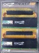 Модули памяти OCZ DDR-2 по 2 Гб, две штуки