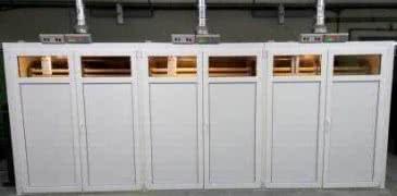 Промышленный инкубатор ИУП-Ф-45.От производителя