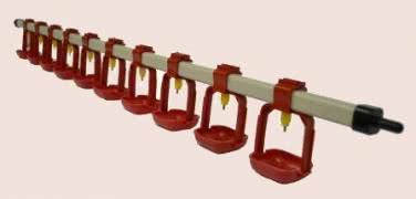 Автоматическая система ниппельного поения (1 м -  3м)