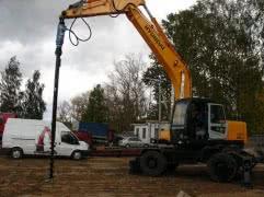 Бур Drd-20 (Англия) на экскаваторы 11-20 тонн