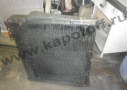 Ремонт интеркулеров, радиаторов, тягачей и грузовиков