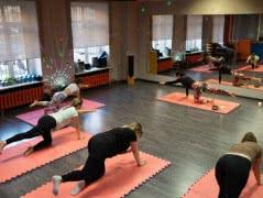 Хатха-Йога для укрепления здоровья