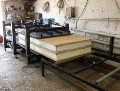 Оборудование для производства СИП-панелей