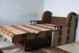 Диван-кровать аккордеон 'Шиншилл'