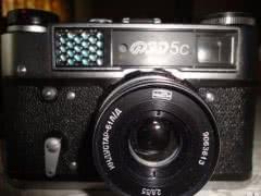 Советские плёночные фотоаппараты