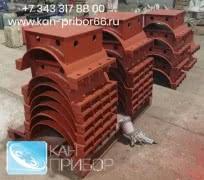 производство опор трубопроводов любой сложности