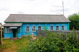 Недорогой рубленый дом в живописном месте