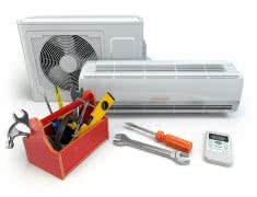 Монтаж   кондиционеров, вентиляторов, сплит-систем