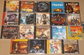 Коллекция игр для рс (Лицензия) 2