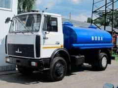 Доставка технической воды в Ижевске