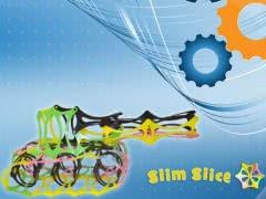 Детский развивающий конструктор Slim slice