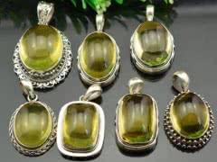 Серебряные украшения с натуральными камнями
