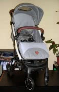 Оригинальная прогулочная детская коляска