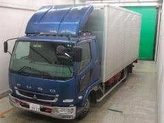 Грузовик фургон MITSUBISHI FUSO (2,9 тн. объем 33,98 куб.м.)