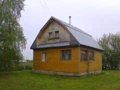 Продаётся дом в Тверской области на участке 15 соток