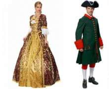 Производство и прокат театральных и карнавальных костюмов