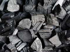 Берёзовый уголь для отдыха мелким оптом