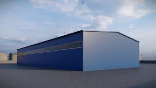 Строительство быстровозводимых зданий из конструкций