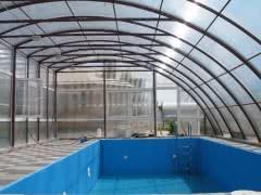 Строительство и отделка бассейнов 'под ключ'