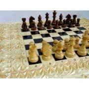 Королевская битва Подарочный набор шахматы шашки нарды
