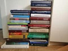 Книги, учебники, учебные пособия для вузов и школ