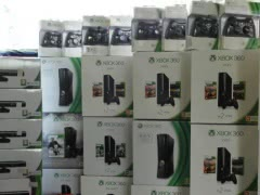 Новые Xbox 360 250/500/1000Gb Freeboot (+ 130 игр)