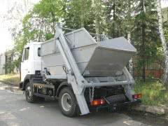 Вывозим строительный мусор в Воронеж