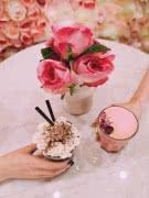 Попробуйте лучший кофе в кафе 'Chloe' по низкой цене