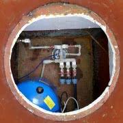Водоснабжение частного дома, септик, система водоочистки